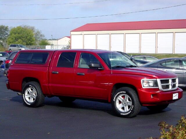 2009 Dodge Dakota Big Horn Crew Cab 4WD