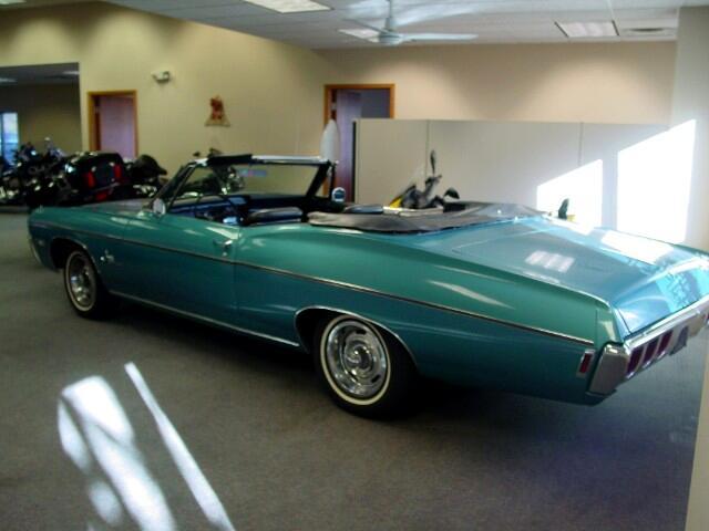1968 Chevrolet Impala SS Super Sport Convertible