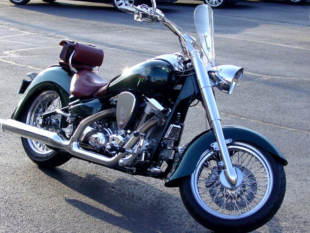 2001 Yamaha XV1600 ATL CUSTOM