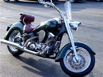 2001 Yamaha XV1600