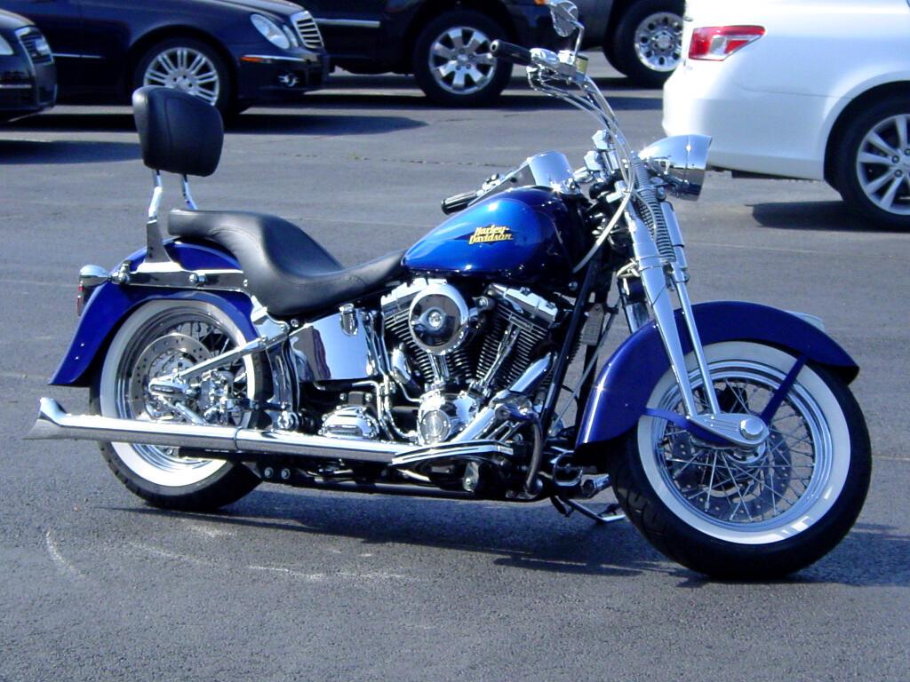 2007 Harley-Davidson Softail Springer Classic Heritage