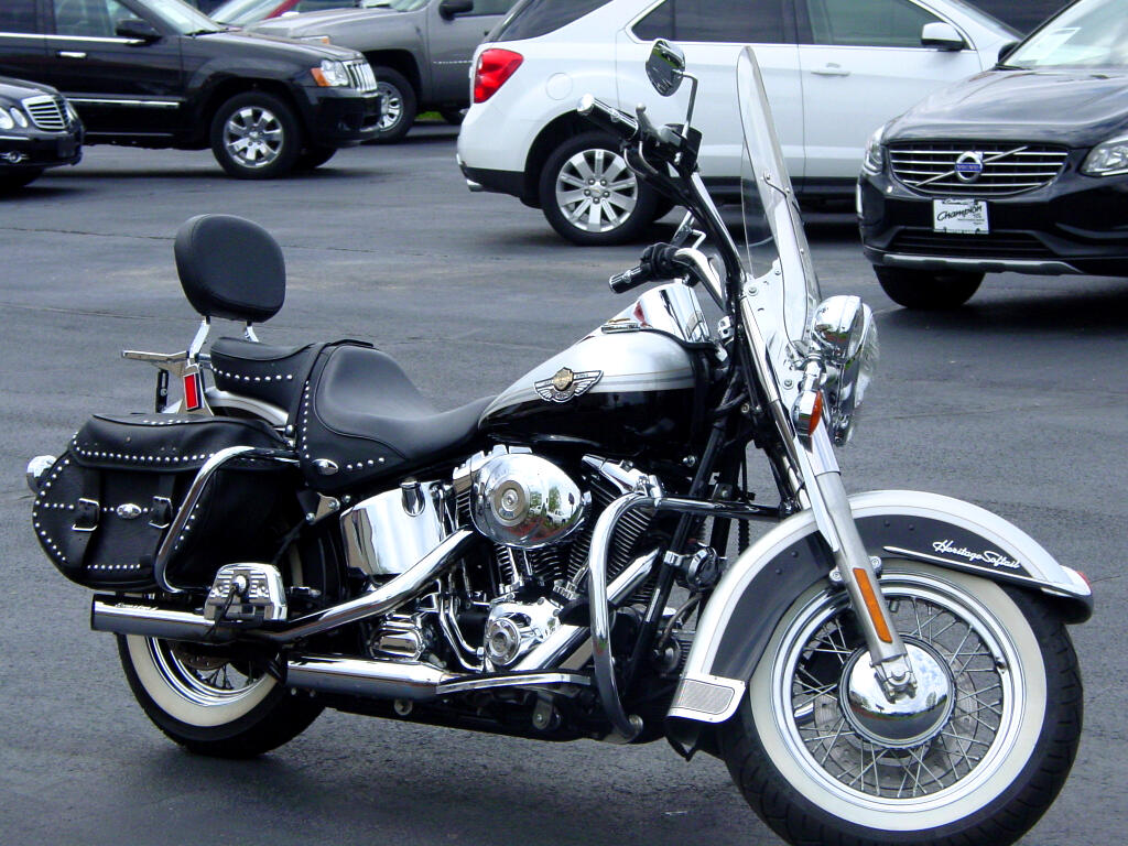 2003 Harley-Davidson FLSTC ANV Heritage Softail Classic 100th Anniversary