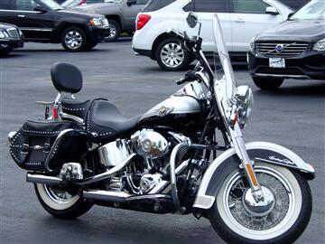 2003 Harley-Davidson FLSTC ANV