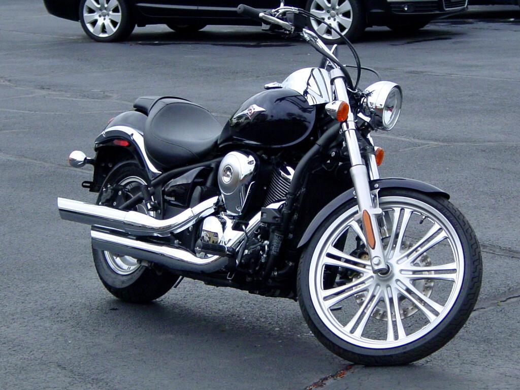 2012 Kawasaki VN900-C Vulcan Custom