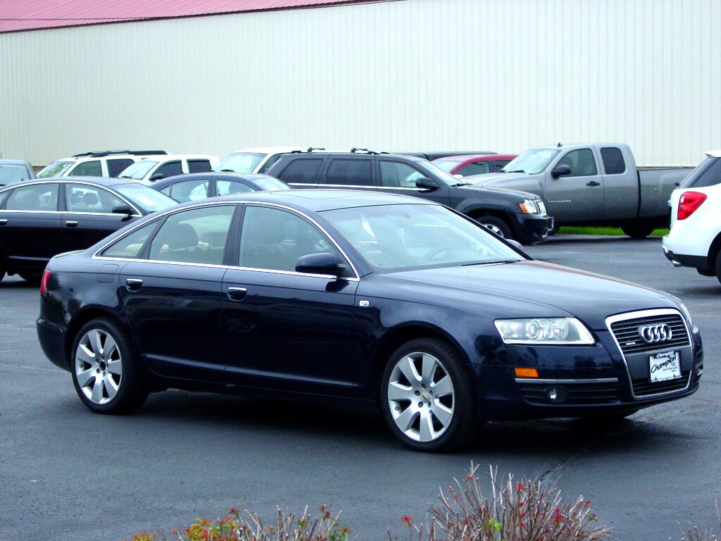 2007 Audi A6 4dr Sdn 3.2L quattro