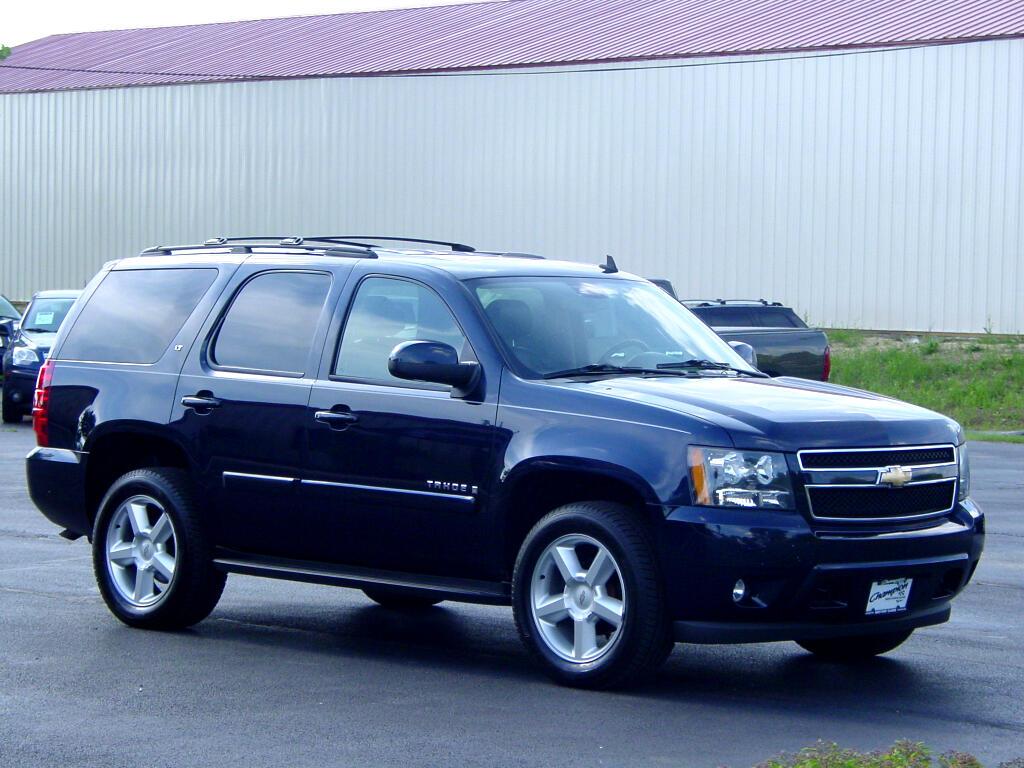 2008 Chevrolet Tahoe 4WD 4dr 1500 LT w/3LT