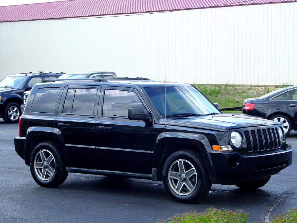 2010 Jeep Patriot 4WD 4dr Sport *Ltd Avail*