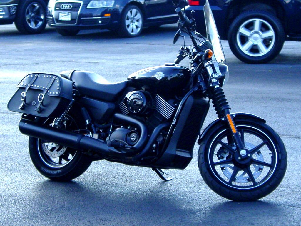 2015 Harley-Davidson Street 750 XG