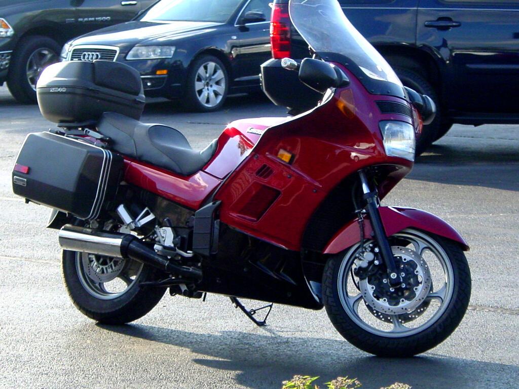 2003 Kawasaki Concours