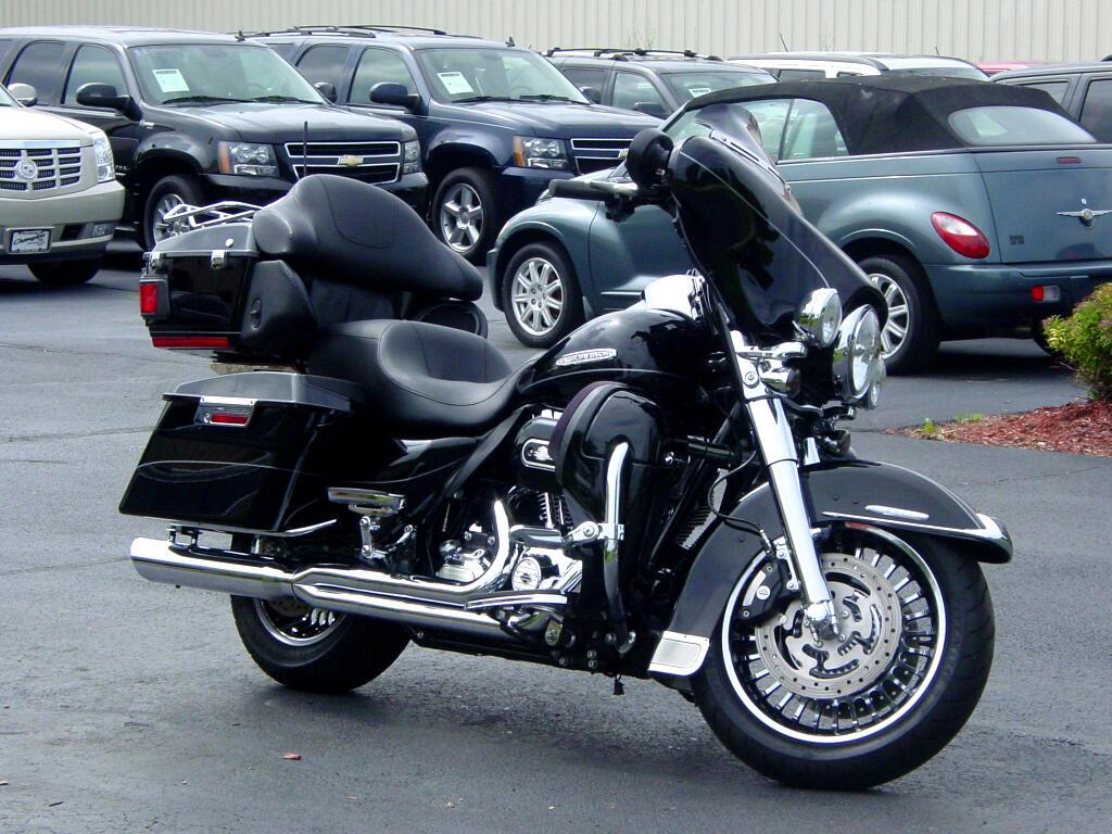2011 Harley-Davidson Electra Glide Ultra Limited One Owner