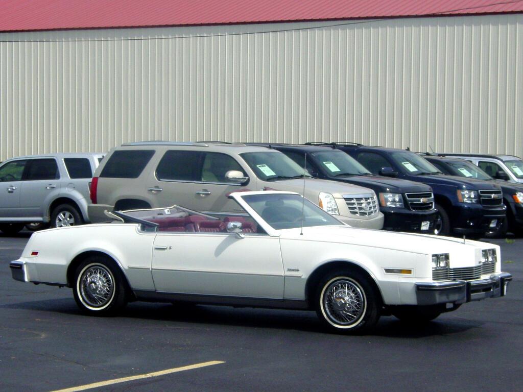 1982 Oldsmobile Toronado Convertible
