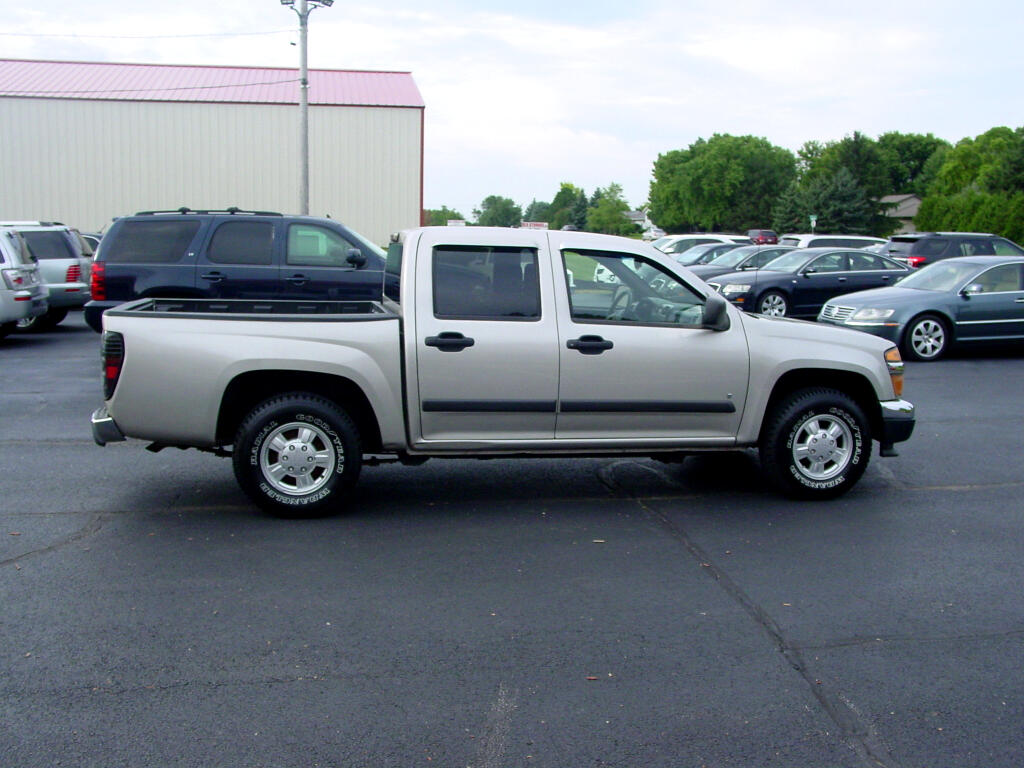 2007 Chevrolet Colorado 2WD Crew Cab 126.0