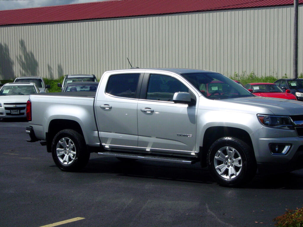 2015 Chevrolet Colorado 2WD Crew Cab 128.3