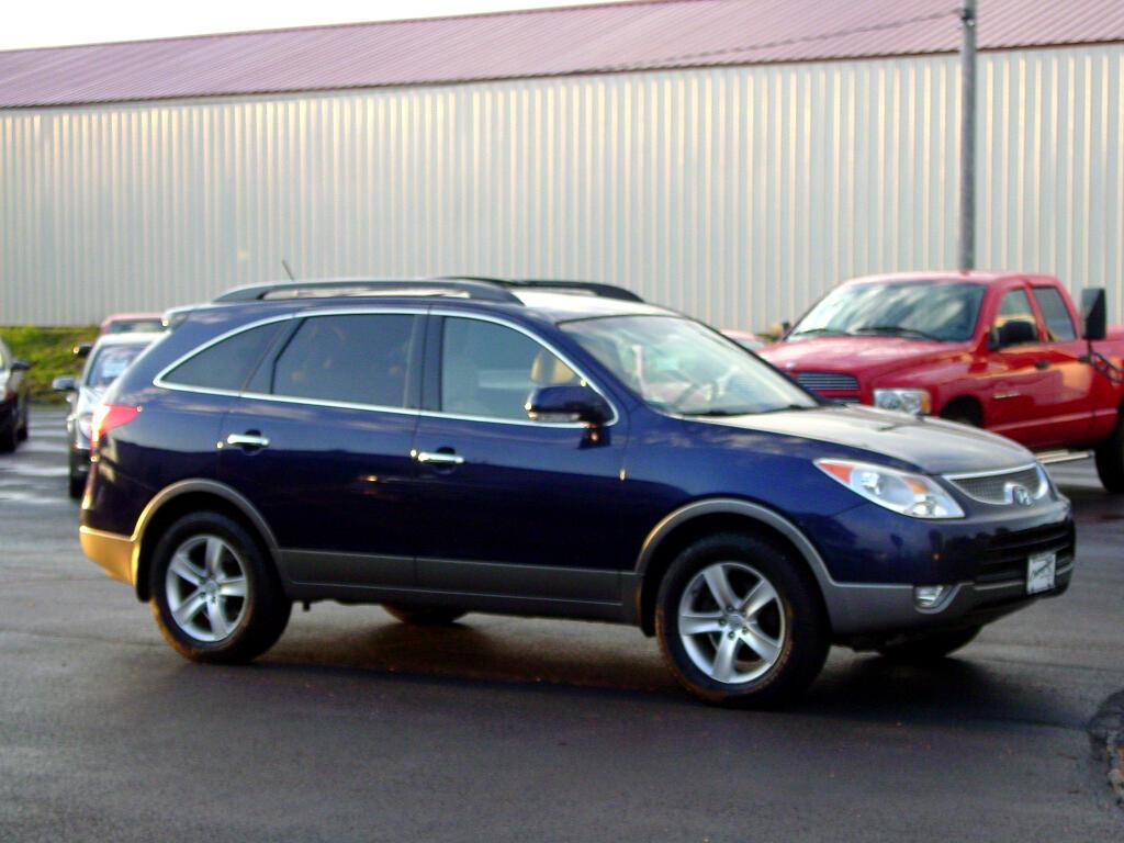 2011 Hyundai Veracruz AWD 4dr Limited