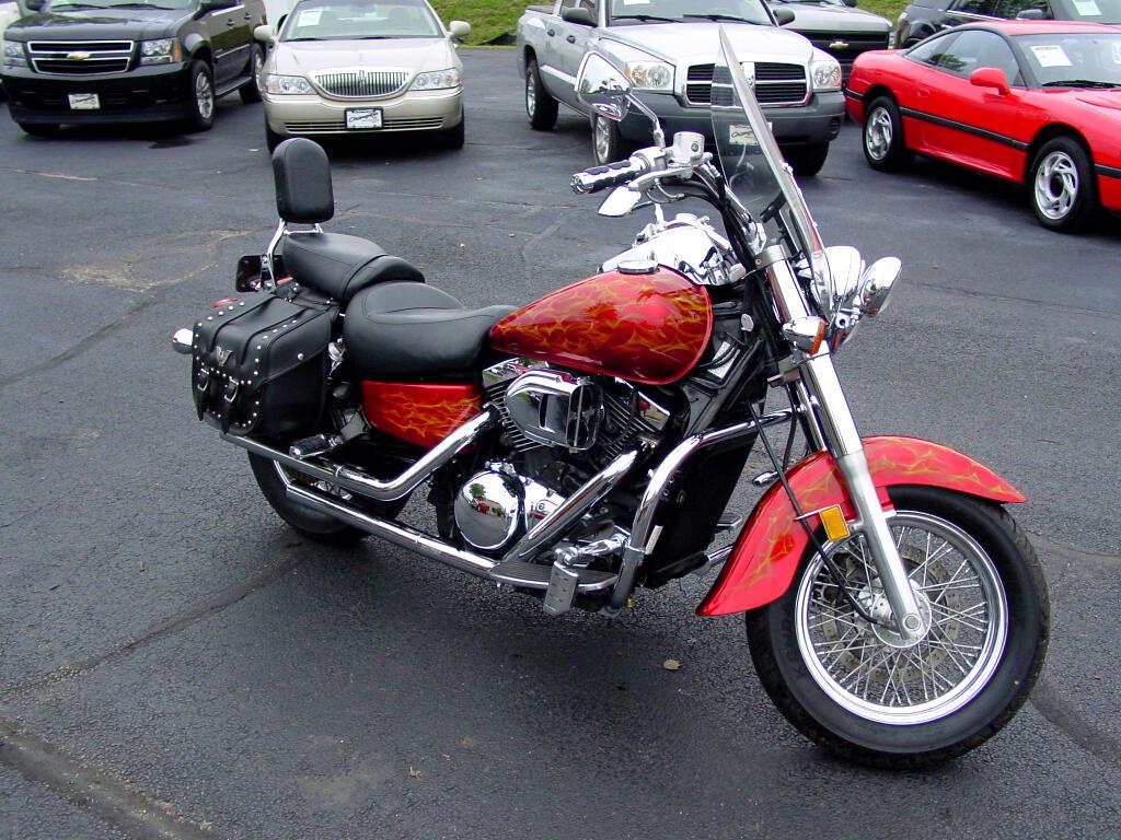 2000 Kawasaki Vulcan