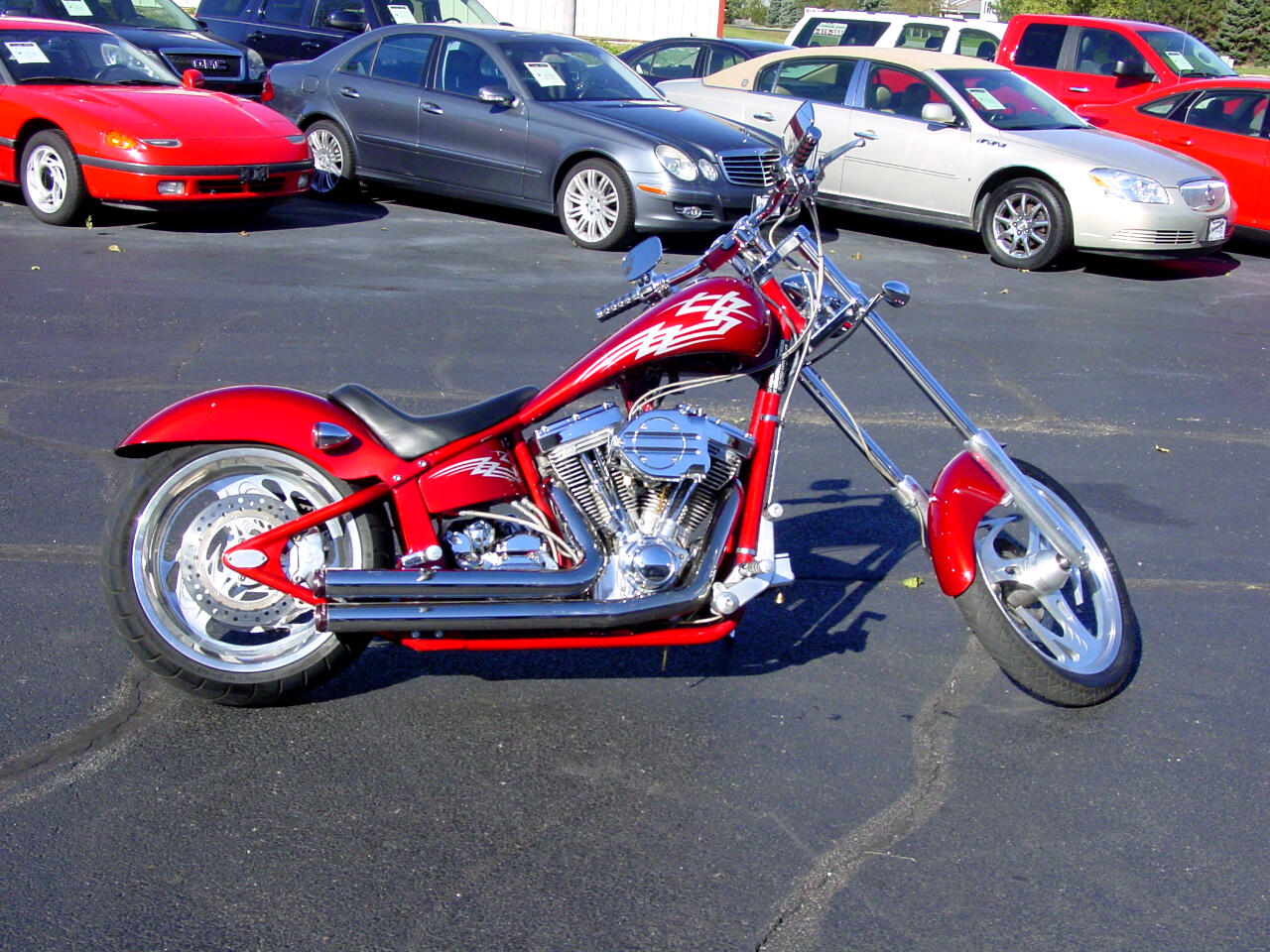 2003 American Ironhorse Legend