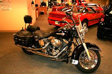 2002 Harley-Davidson Heritage Softail Classic