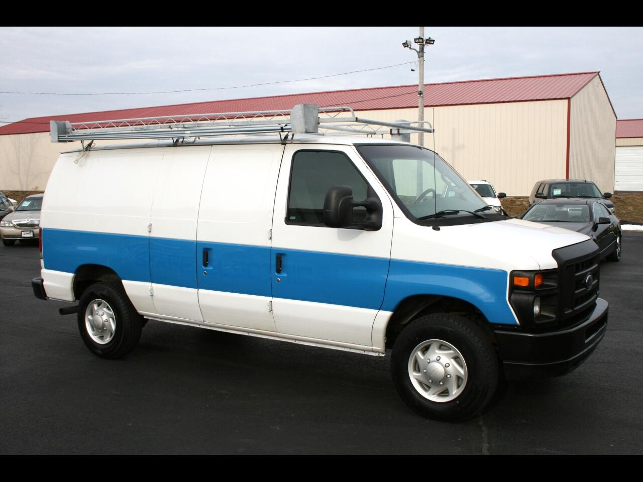 2008 Ford Econoline Cargo Van E-350 Super Duty Commercial