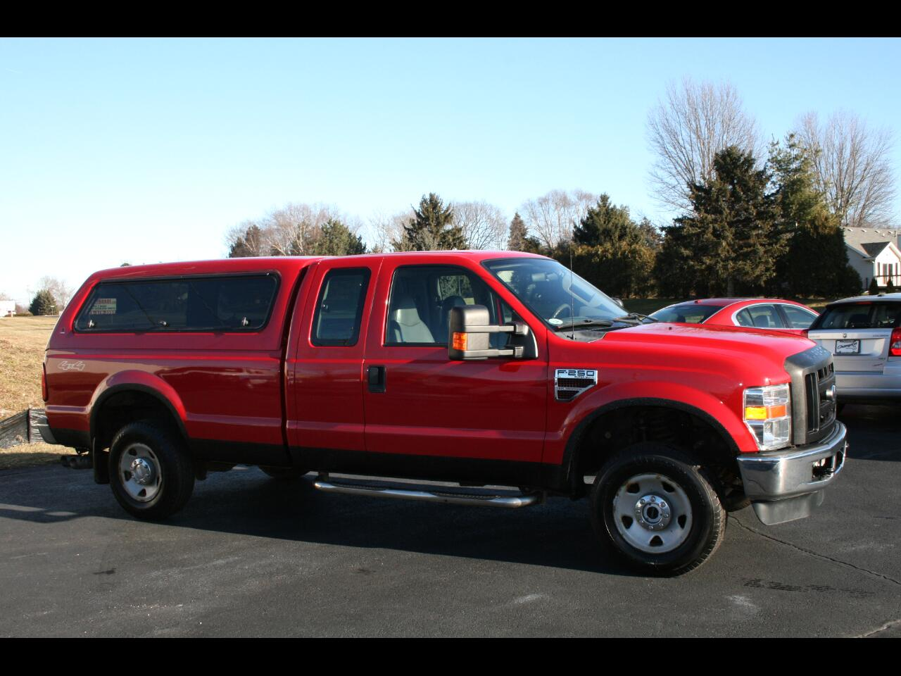 2009 Ford Super Duty F-250 SRW 4WD SuperCab 158