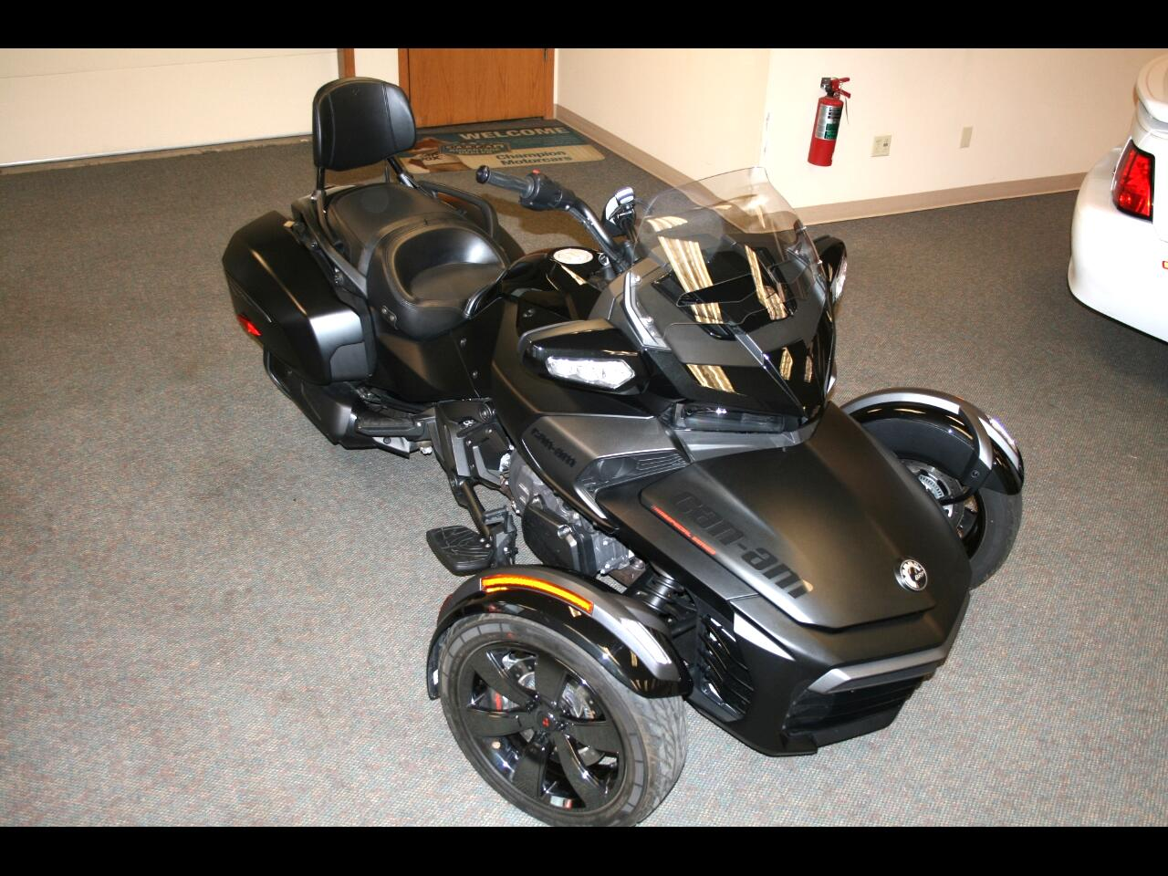 2016 Can-Am Spyder F3 SE5 LIMITED