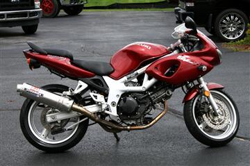 2001 Suzuki SV650S