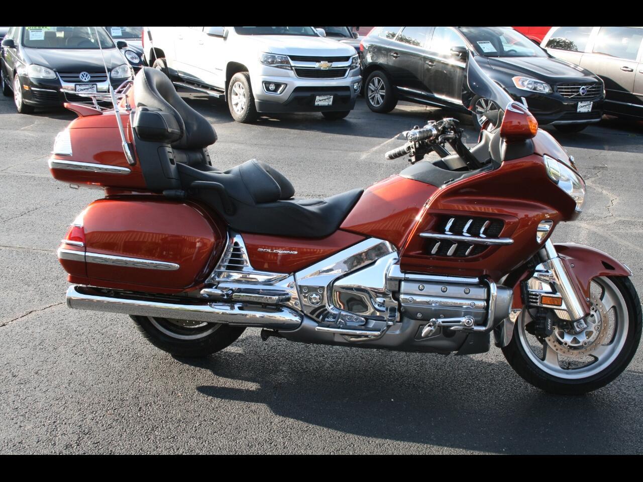 2007 Honda Gold Wing ABS AUDIO COMFORT NAVI AIR BAG