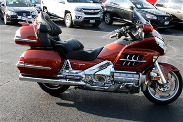 2007 Honda Gold Wing ABS