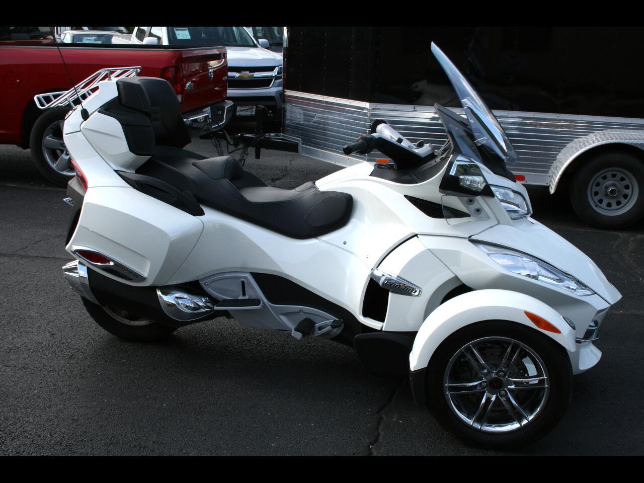2012 Can-Am Spyder RT SE5 LIMTED