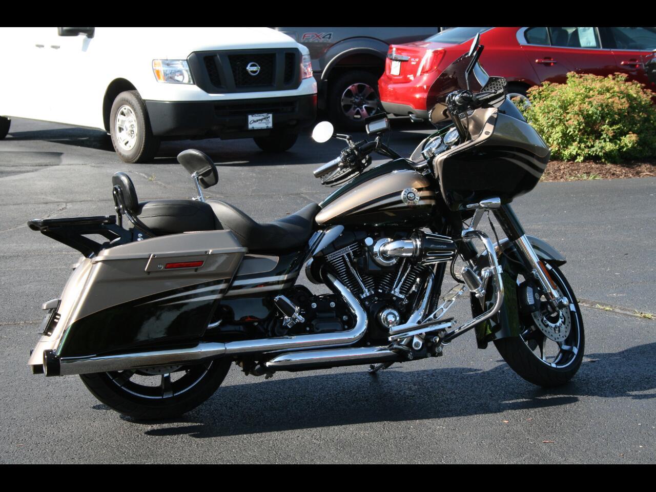 Harley-Davidson CVO Road Glide  2013