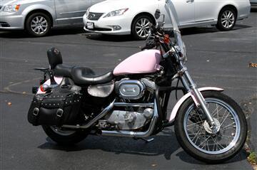 1998 Harley-Davidson Sportster 1200 Custom