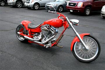2009 Custom Chopper