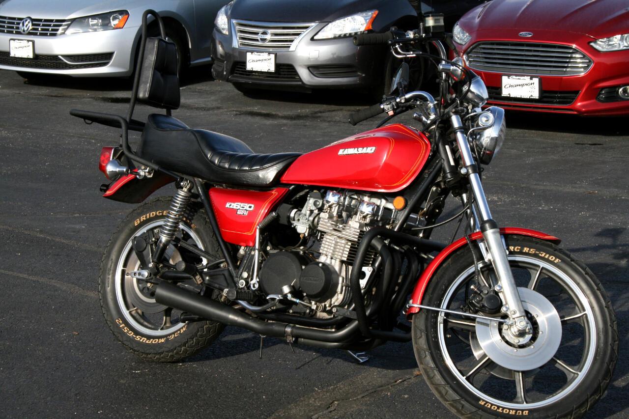 Kawasaki 650  1978