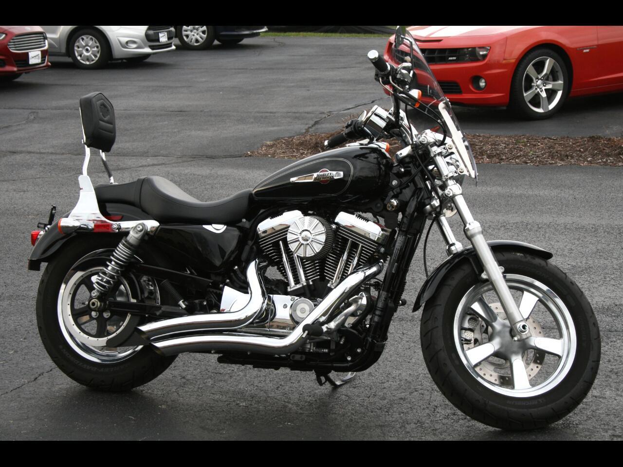 Harley-Davidson Sportster 1200 Custom  2016