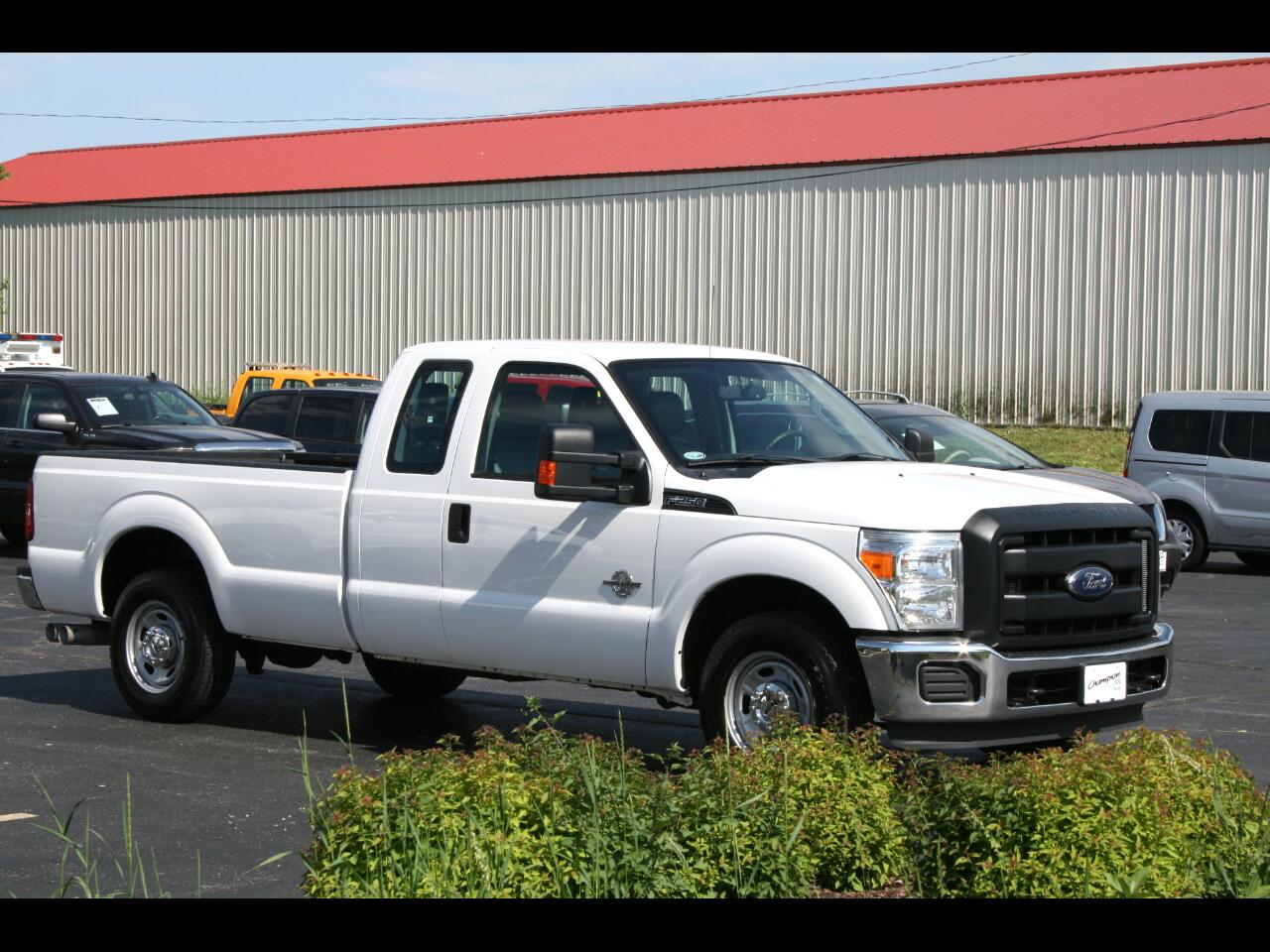 "Ford Super Duty F-250 SRW 2WD SuperCab 158"" XL 2015"