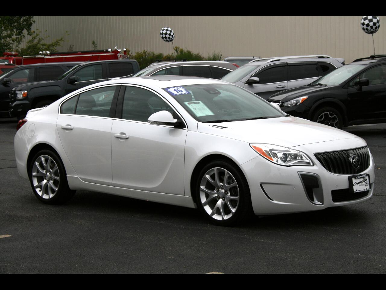 Buick Regal 4dr Sdn GS FWD 2016