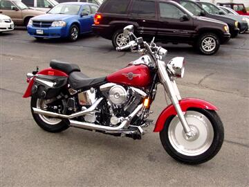 1999 Harley-Davidson FLSTF