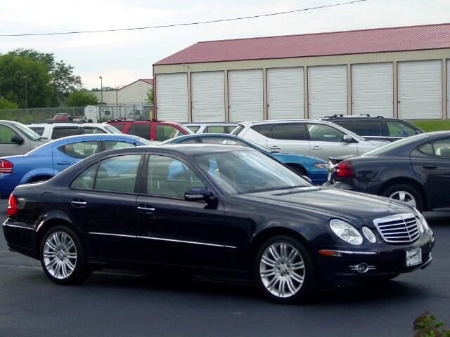 Mercedes-Benz E-Class E350 Luxury 2008