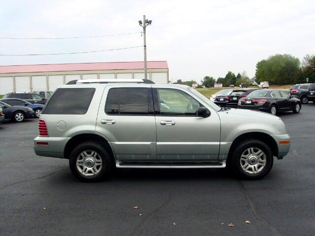 2005 Mercury Mountaineer Premier 4.6L AWD