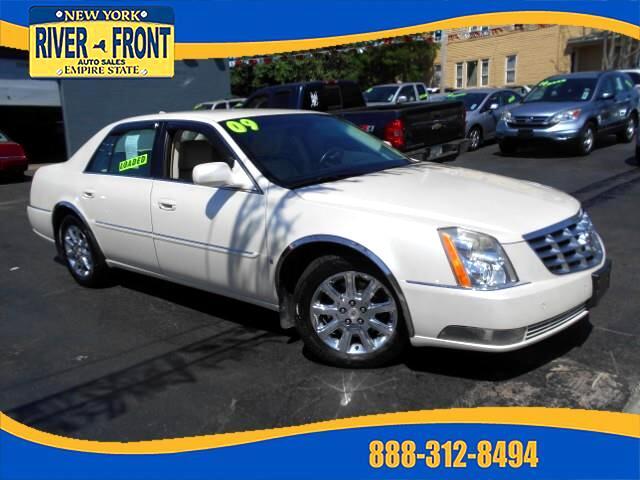 2009 Cadillac DTS 4D SEDAN W/1SB