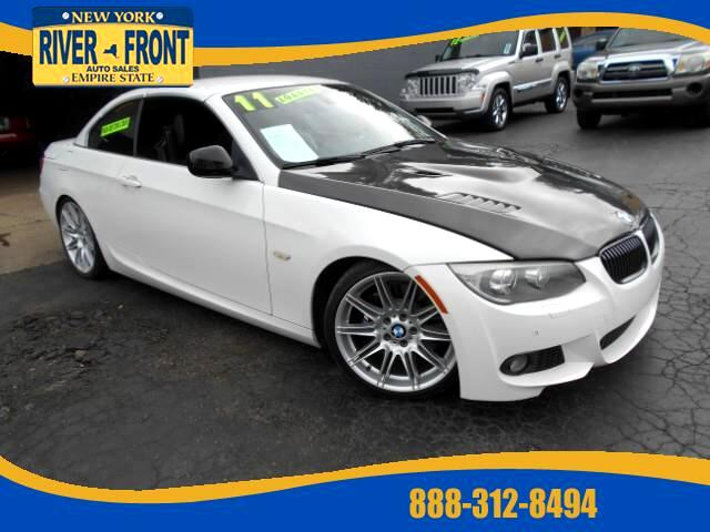 2011 BMW 3-Series BMW 335is Convertiable