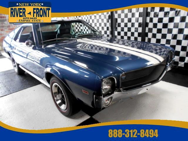 1969 AMC AMX 390 WITH GO PACKAGE