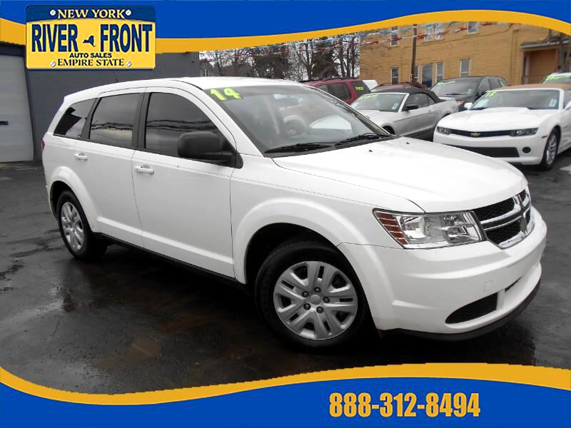 2014 Dodge Journey Value Package
