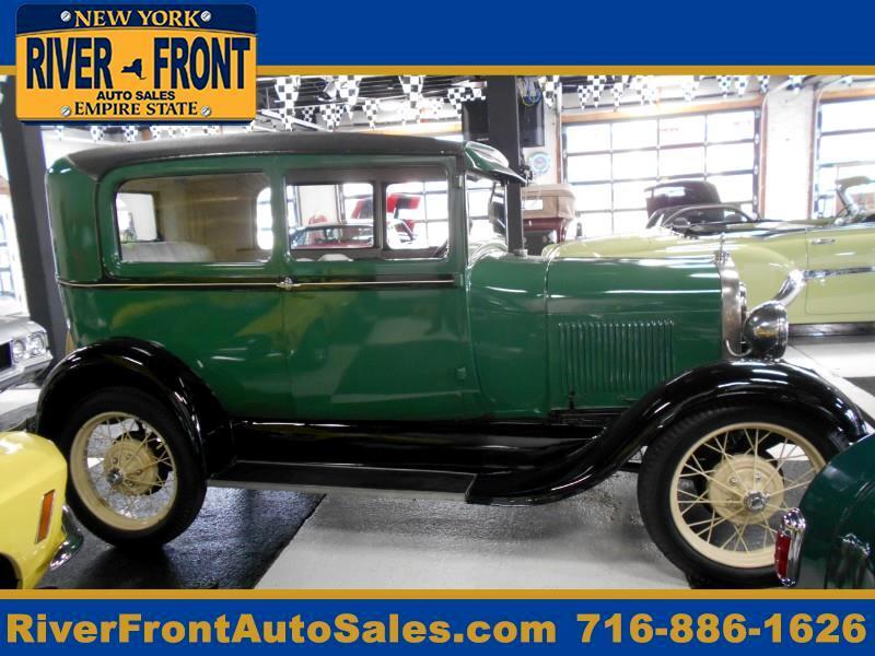 1929 Ford Model A 2 door