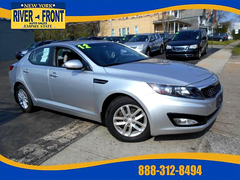 2012 Kia Optima LX MT