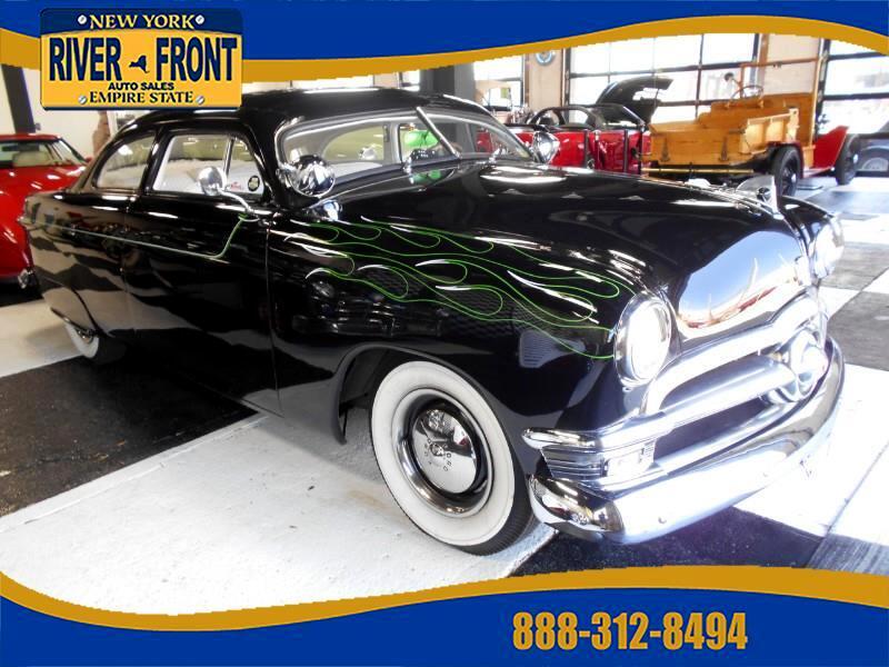 1950 Ford Tudor Custom