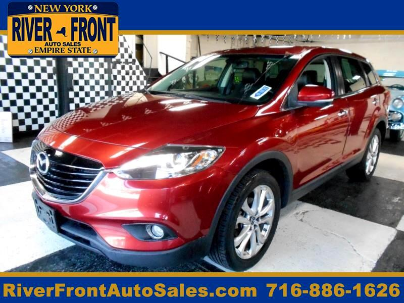 Mazda CX-9 AWD 4dr Grand Touring 2013