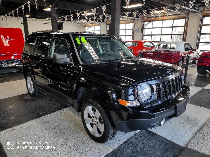 Jeep Patriot 4WD 4dr Latitude 2014
