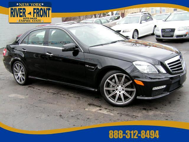 2013 Mercedes-Benz E-Class E63 AMG Sedan