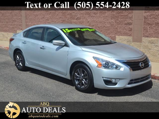 2015 Nissan Altima 2.5 S Special Edition