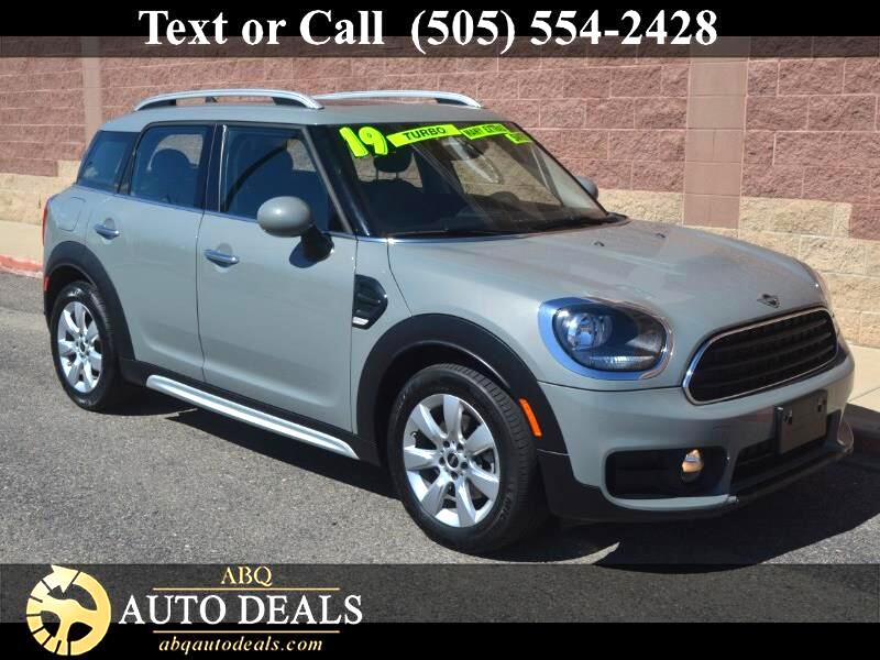 2019 MINI Countryman S